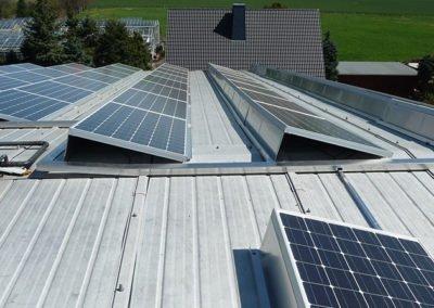 PVA Sohland 161,5 kWp; Baujahr 2012