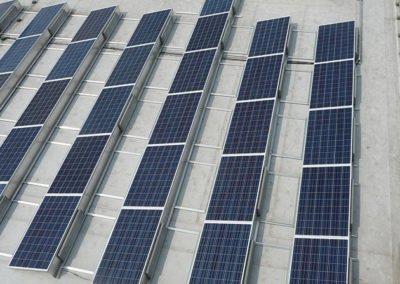 PVA Bautzen 62,99 kWp, Baujahr 2014