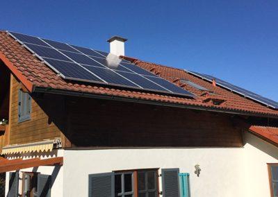 PVA Weinböhla 9,88 kWp, Baujahr 2016