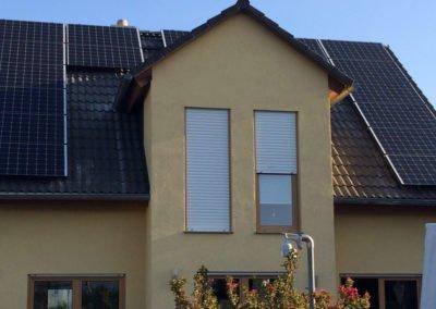 PVA Grumbach 5,4 kWp, Baujahr 2017