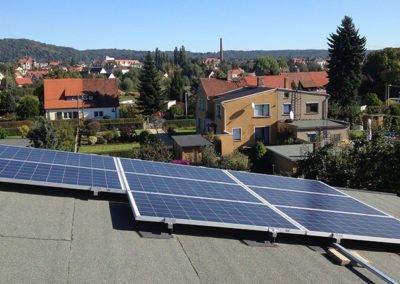 PVA Dresden 6,24 kWp, Baujahr 2015
